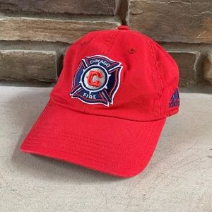 Youth Chicago Fire hat